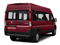 Deep Cherry Red Crystal Pearlcoat 2018 Ram Truck ProMaster Window Van Pictures ProMaster Window Van 2500 High Roof 159 WB photos rear view