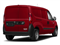 Bright Red 2018 Ram Truck ProMaster City Cargo Van Pictures ProMaster City Cargo Van Tradesman SLT Van photos rear view