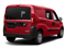 Bright Red 2018 Ram Truck ProMaster City Wagon Pictures ProMaster City Wagon Wagon photos rear view