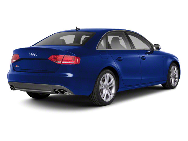 Sprint Blue Pearl 2010 Audi S4 Pictures S4 Sedan 4D Quattro photos rear view