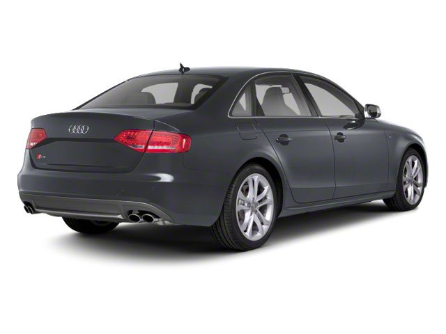 Quartz Gray Metallic 2010 Audi S4 Pictures S4 Sedan 4D Quattro photos rear view