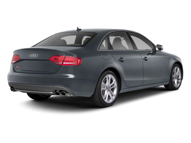 Meteor Gray Pearl 2010 Audi S4 Pictures S4 Sedan 4D Quattro photos rear view