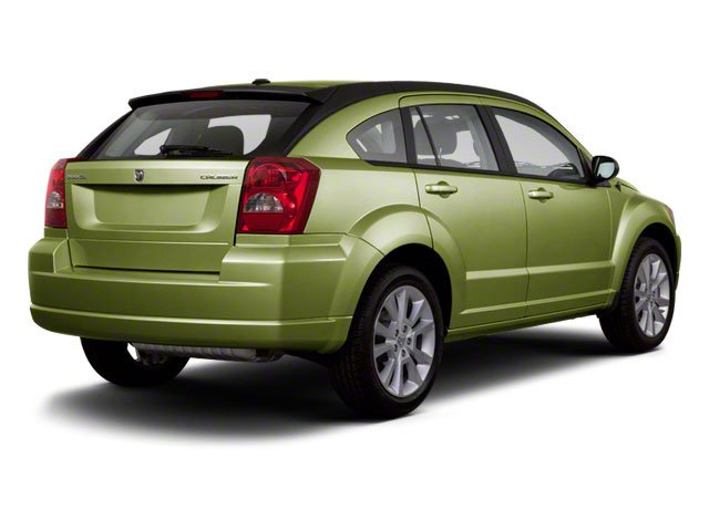 Optic Green Metallic 2010 Dodge Caliber Pictures Caliber Wagon 4D SE photos rear view