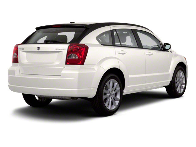 Stone White 2010 Dodge Caliber Pictures Caliber Wagon 4D SE photos rear view
