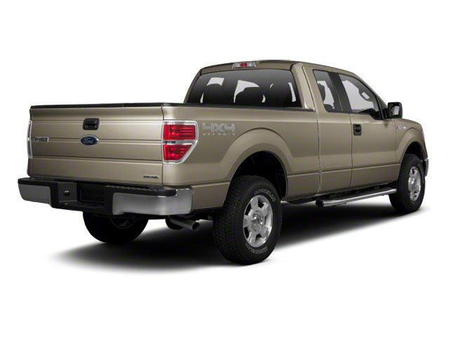 Pueblo Gold Metallic 2010 Ford F-150 Pictures F-150 Supercab XLT 4WD photos rear view