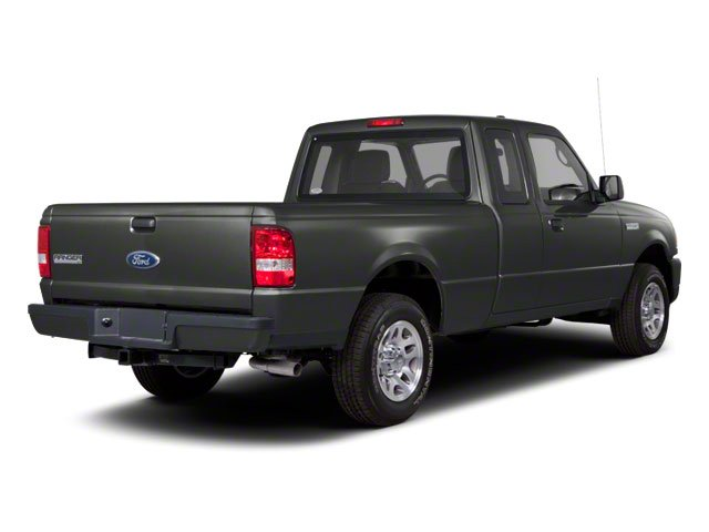 Dark Shadow Grey Metallic 2010 Ford Ranger Pictures Ranger Supercab 2D Sport photos rear view