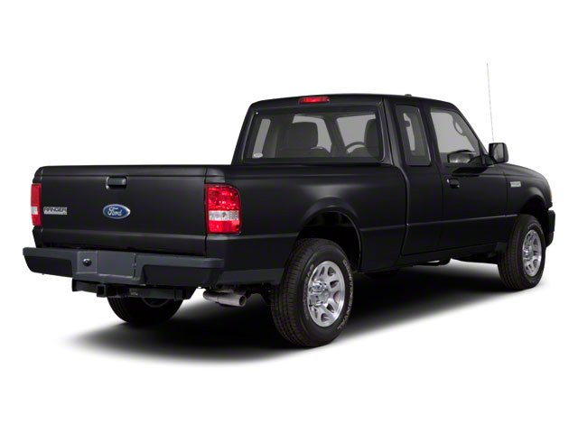 Black 2010 Ford Ranger Pictures Ranger Supercab 2D Sport photos rear view