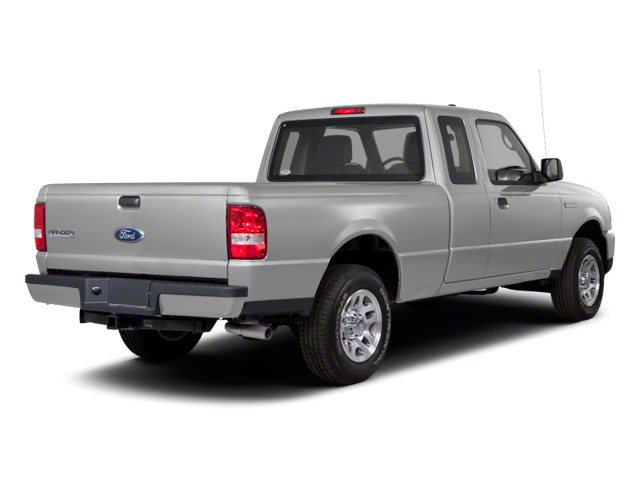 Silver Metallic 2010 Ford Ranger Pictures Ranger Supercab 2D Sport photos rear view
