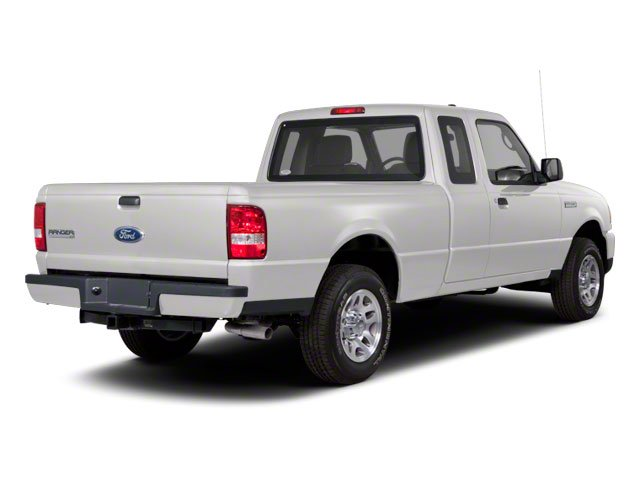 Oxford White 2010 Ford Ranger Pictures Ranger Supercab 2D Sport photos rear view