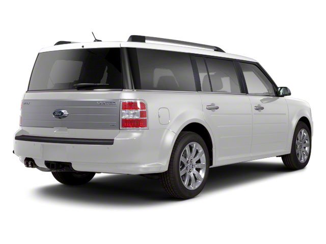 White Suede 2010 Ford Flex Pictures Flex Wagon 4D SEL 2WD photos rear view