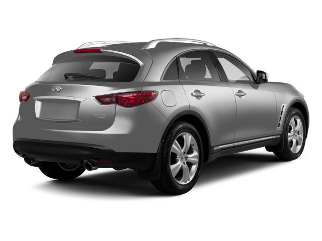 Liquid Platinum 2010 INFINITI FX35 Pictures FX35 FX35 AWD photos rear view