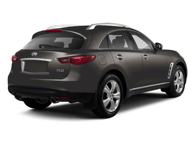 Platinum Graphite 2010 INFINITI FX35 Pictures FX35 FX35 AWD photos rear view