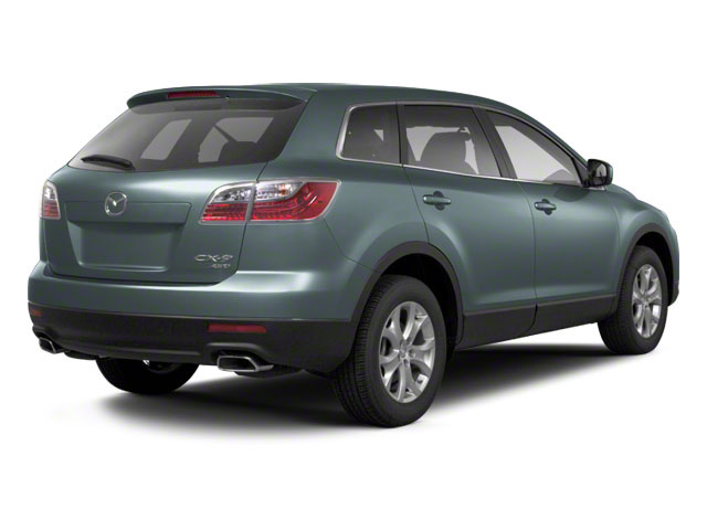 Dolphin Gray Mica 2010 Mazda CX-9 Pictures CX-9 Utility 4D Touring AWD photos rear view
