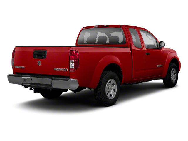 Red River 2010 Suzuki Equator Pictures Equator Extended Cab Sport 4WD photos rear view