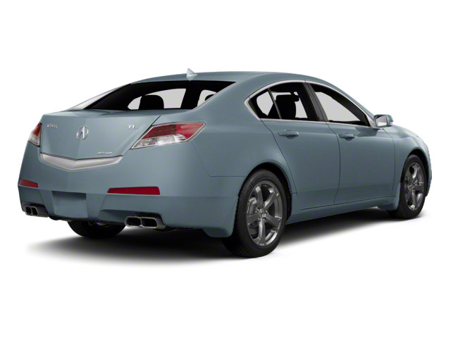 Borealis Blue Pearl 2011 Acura TL Pictures TL Sedan 4D photos rear view