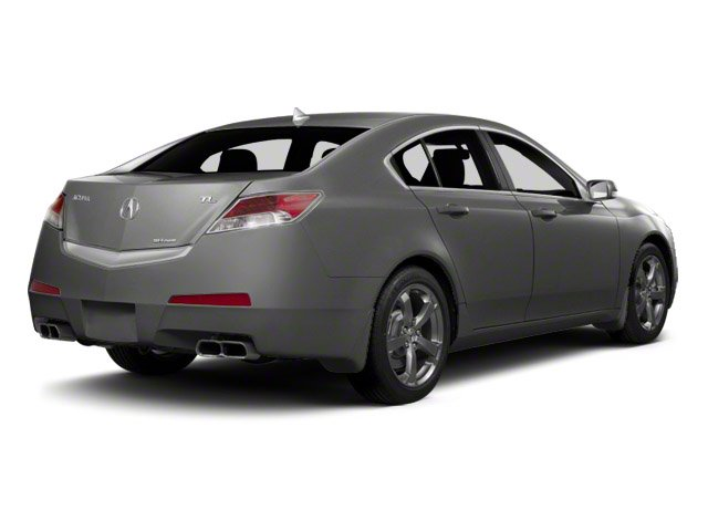 Polished Metal Metallic 2011 Acura TL Pictures TL Sedan 4D AWD photos rear view