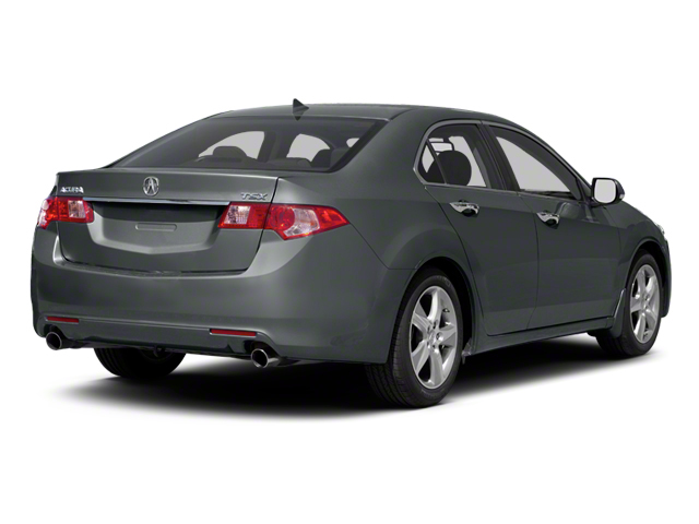 Graphite Luster Metallic 2011 Acura TSX Pictures TSX Sedan 4D photos rear view