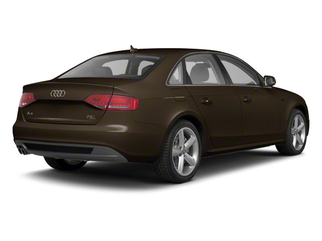 Teak Brown Metallic 2011 Audi A4 Pictures A4 Sedan 4D 2.0T Quattro photos rear view