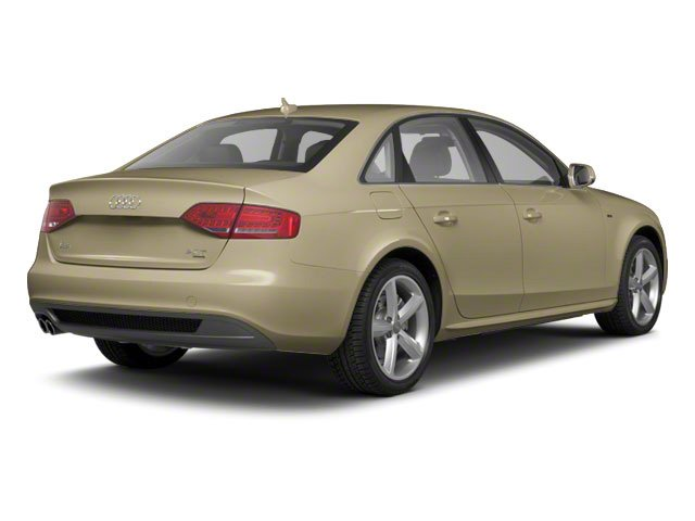 Dakar Beige Metallic 2011 Audi A4 Pictures A4 Sedan 4D 2.0T Quattro photos rear view