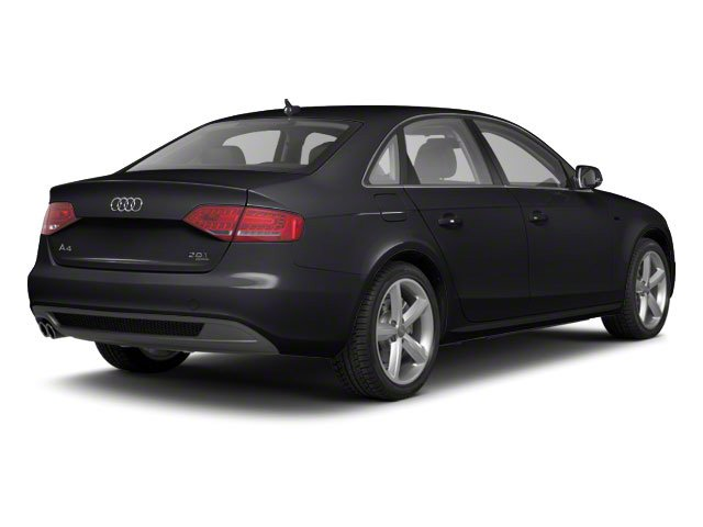 Brilliant Black 2011 Audi A4 Pictures A4 Sedan 4D 2.0T Quattro photos rear view