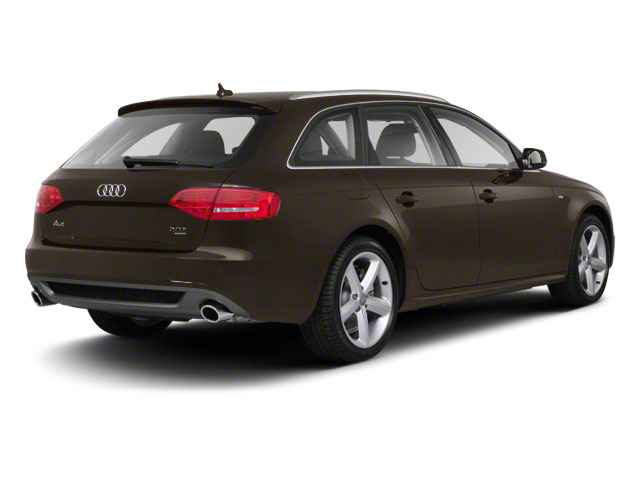 Teak Brown Metallic 2011 Audi A4 Pictures A4 Wagon 4D 2.0T Quattro Premium Plus photos rear view