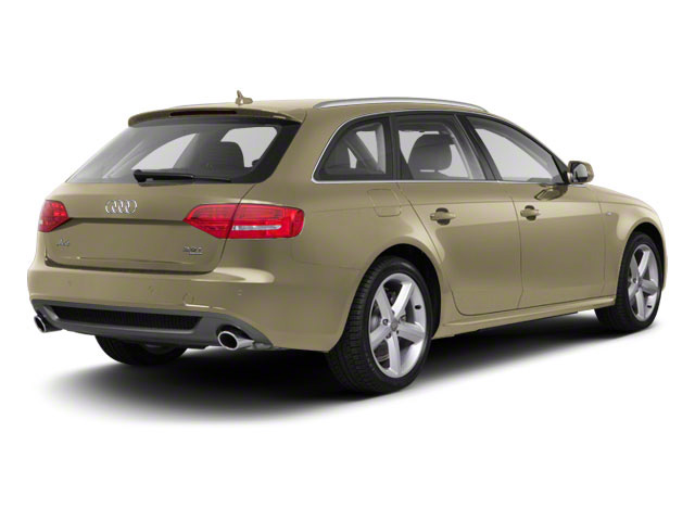 Dakar Beige Metallic 2011 Audi A4 Pictures A4 Wagon 4D 2.0T Quattro Premium Plus photos rear view