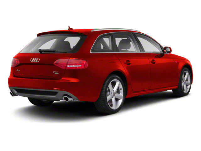 Misano Red Pearl 2011 Audi A4 Pictures A4 Wagon 4D 2.0T Quattro Prestige photos rear view