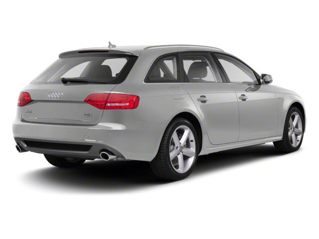 Ibis White 2011 Audi A4 Pictures A4 Wagon 4D 2.0T Quattro Premium Plus photos rear view