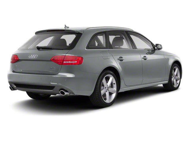 Monza Silver Metallic 2011 Audi A4 Pictures A4 Wagon 4D 2.0T Quattro Prestige photos rear view