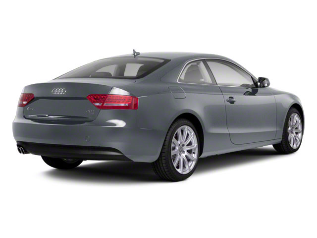 Meteor Gray Pearl 2011 Audi A5 Pictures A5 Coupe 2D Quattro photos rear view
