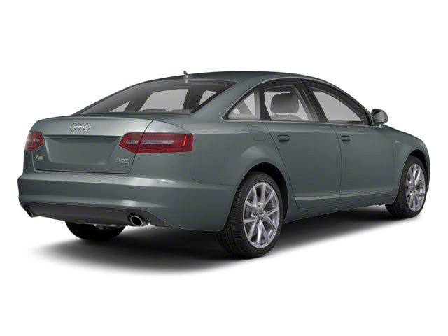 Condor Grey Metallic 2011 Audi A6 Pictures A6 Sedan 4D 3.0T Quattro Premium Plus photos rear view