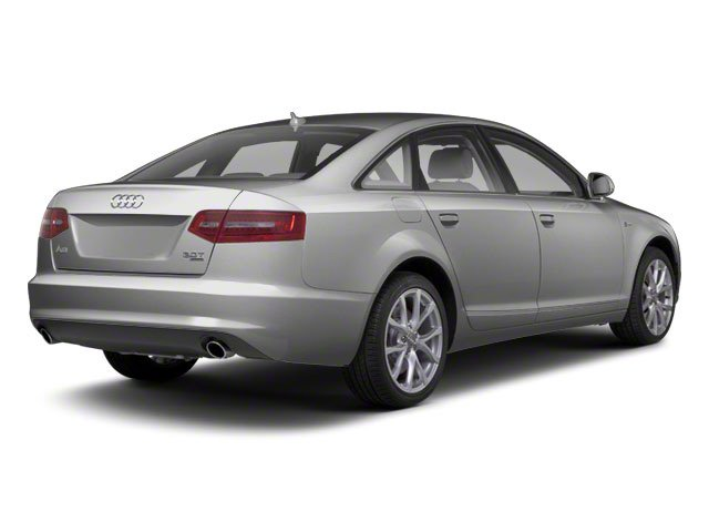 Quartz Gray Metallic 2011 Audi A6 Pictures A6 Sedan 4D 3.0T Quattro Premium Plus photos rear view