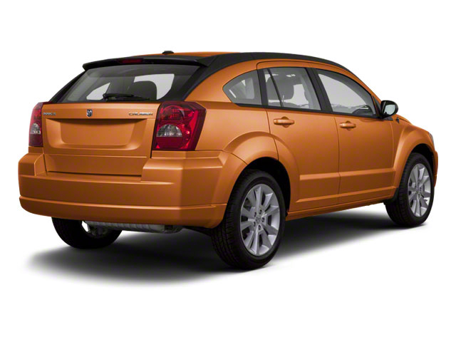 Mango Tango Pearl 2011 Dodge Caliber Pictures Caliber Wagon 4D Rush photos rear view