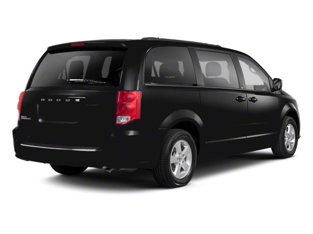 Black 2011 Dodge Grand Caravan Pictures Grand Caravan Grand Caravan Express photos rear view