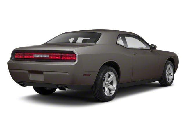 Tungsten Metallic 2011 Dodge Challenger Pictures Challenger Coupe 2D SE photos rear view