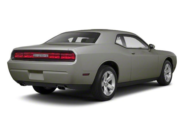 Billet Metallic 2011 Dodge Challenger Pictures Challenger Coupe 2D SRT-8 photos rear view