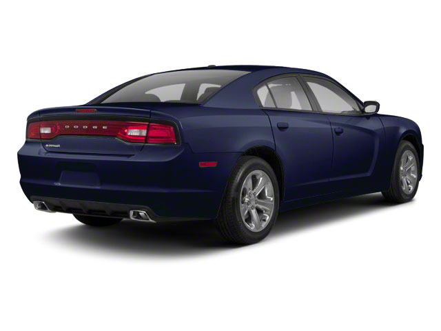 Midnight Blue Pearl 2011 Dodge Charger Pictures Charger Sedan 4D Police photos rear view