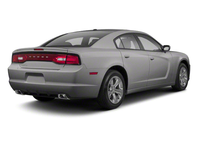Bright Silver Metallic 2011 Dodge Charger Pictures Charger Sedan 4D Police photos rear view