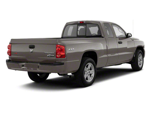 Mineral Gray Metallic 2011 Ram Truck Dakota Pictures Dakota Extended Cab Bighorn/Lone Star photos rear view