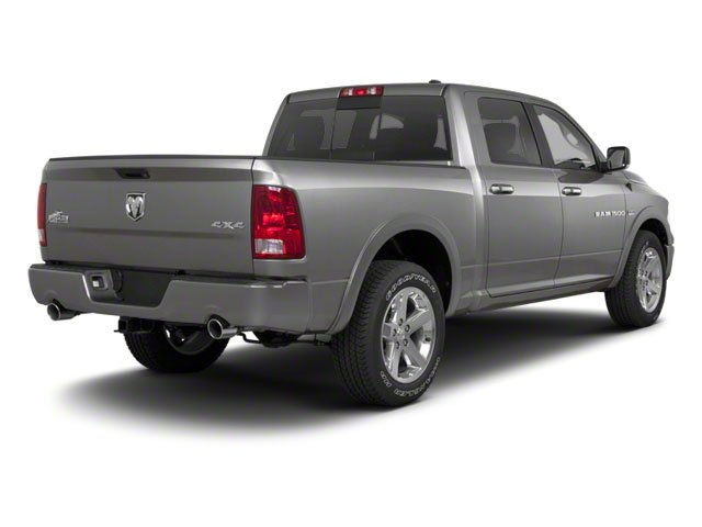Mineral Gray Metallic 2011 Ram Truck 1500 Pictures 1500 Crew Cab SLT 2WD photos rear view