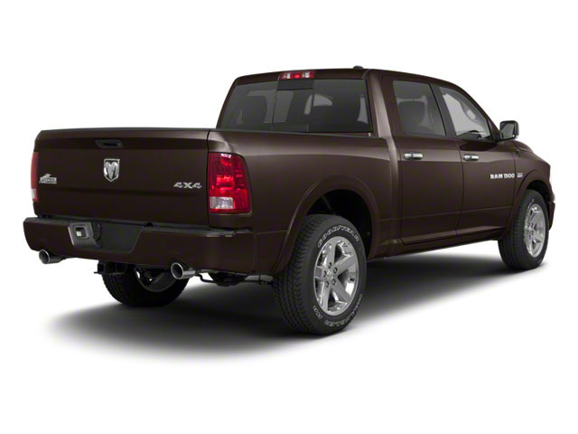 Rugged Brown Pearl 2011 Ram Truck 1500 Pictures 1500 Crew Cab SLT 4WD photos rear view