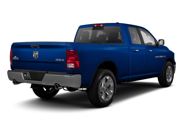 Deep Water Blue Pearl 2011 Ram Truck 1500 Pictures 1500 Quad Cab Outdoorsman 2WD photos rear view