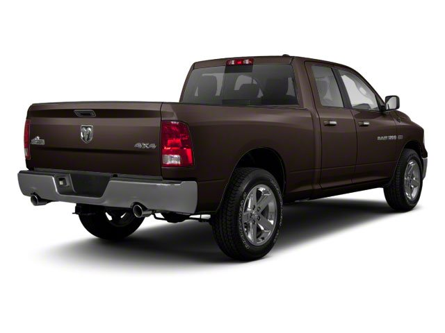 Rugged Brown Pearl 2011 Ram Truck 1500 Pictures 1500 Quad Cab SLT 4WD photos rear view