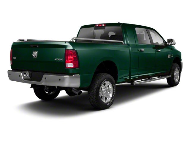 Hunter Green Pearl 2011 Ram Truck 2500 Pictures 2500 Mega Cab Laramie 4WD photos rear view