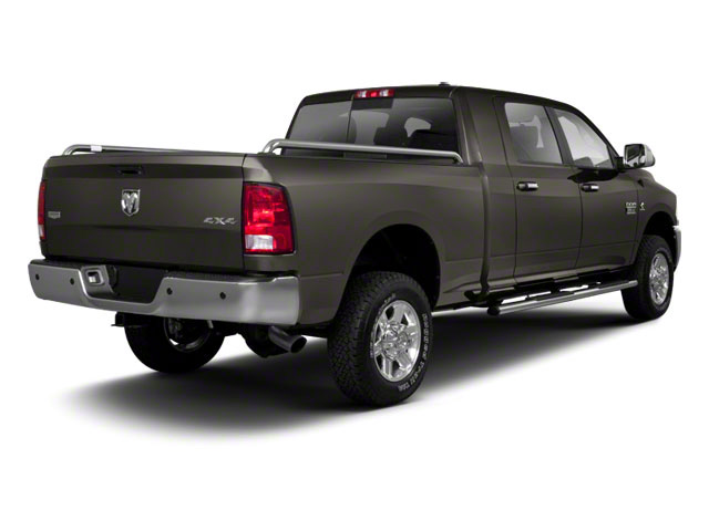 Rugged Brown Pearl 2011 Ram Truck 2500 Pictures 2500 Mega Cab Longhorn 4WD photos rear view