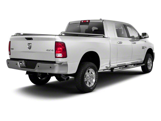 Bright White 2011 Ram Truck 2500 Pictures 2500 Mega Cab Longhorn 4WD photos rear view