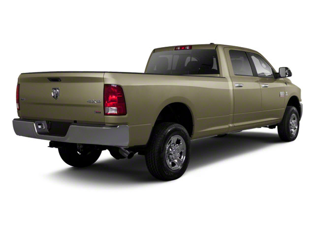 Sagebrush Pearl 2011 Ram Truck 2500 Pictures 2500 Crew Cab Longhorn 4WD photos rear view