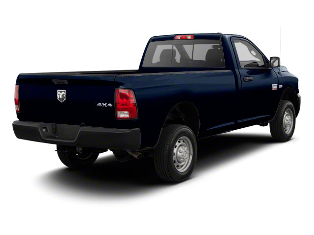 Deep Water Blue Pearl 2011 Ram Truck 2500 Pictures 2500 Regular Cab ST 4WD photos rear view
