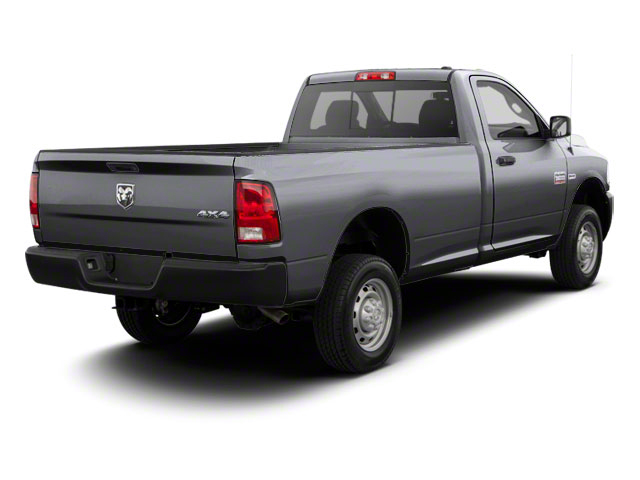 Bright Silver Metallic 2011 Ram Truck 2500 Pictures 2500 Regular Cab ST 4WD photos rear view