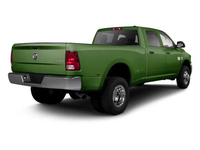 Light Green 2011 Ram Truck 3500 Pictures 3500 Crew Cab SLT 2WD photos rear view